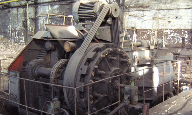 Стандартный горизонтально-ковочный агрегат