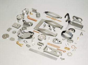 Штамповка деталей из алюминия