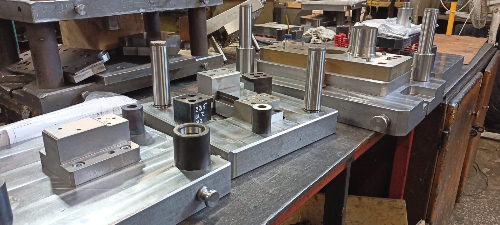 Обработка металлов давлением – ОМД: разновидности и особенности технологии